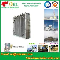 Buy cheap Coal Fired Boiler Air Preheater 10 Ton - 1000 Ton Corrosion Resistance product