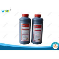China Waterproof 1000Ml Black DOD Coding Ink Jet Coders Batch Printing Oil Based wholesale