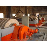 Buy cheap Micro Porous Ceramic Vacuum Disc Filter Full Automatic For Mining Ore product