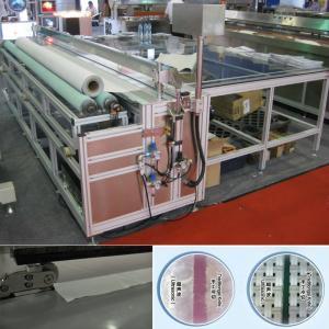 China Fabric cutting machine on sale