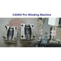 Buy cheap CANEX Pre winding machine for coated wire onto inner Core Moulds and Moulds - winding wire into core product