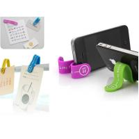 Buy cheap NEW Phone Stand Colourful Phone Holder Logo Printed Magnetic Clip,M-Clip product