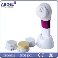 China IPX5 Electric Facial Cleansing Brush , Sensitive / Dermabrassion Brush / Wrinkle Reducer wholesale