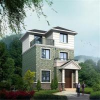 China Light Gauge Steel Frame House,Quick Assembly Prefab House Design Bungalow,High Quality Prefab Well Home on sale