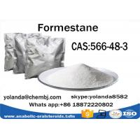 Buy cheap CAS 566-48-3  Anabolic Steroid Powder Formestane for  Anti-cancer immunity product