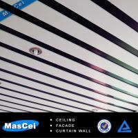 Buy cheap Aluminium Stretch Ceiling and Strip Ceiling product