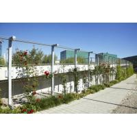 Buy cheap Flexible Stainless Steel Wire Mesh , Vertical Garden Wire Mesh Mesh For Climbing Plants product