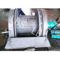 Buy cheap Light Weight Hydraulic Mooring Winch Compact Structure Small Volume product
