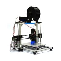 China High Accuracy Large Scale 3D Printer , White 3DP 3D Printer For Home / School on sale