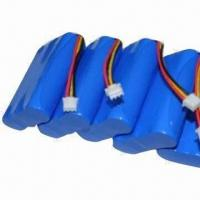 Buy cheap Rechargeable Batteries for Medical Devices and Power Tools Applications, 2,400 to 2,600mAh Capacity product