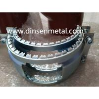 Buy cheap SS coupling grip collar for SML Cast iron pipes from wholesalers