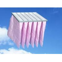 Buy cheap non-woven pocket filter bag filter manufacturer product