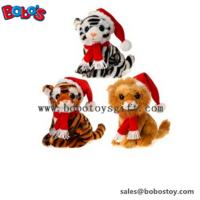 Buy cheap Hot Sale Plush Big Eyes Stuffed Animal Christmas Toy product