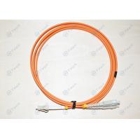 China 100% Product Testing Fiber Optic Jumper Duplex SC-LC Patch Cable on sale