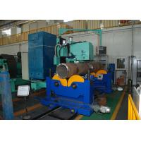 Buy cheap Butt Seam Grinder Boiler Header Manufacturing Equipment with Pneumatic tension product