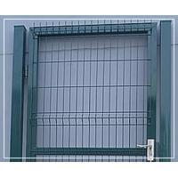 China GATE IF WELDED FENCE on sale