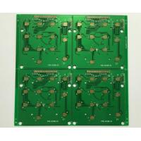 Buy cheap FR-4 ENIG Electronic Printed Circuit Board PCB / Double Sided Pcb Board product