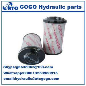 China HYDAC return hydraulic oil filter element 0110R010BN3HC , Gas turbine high pressure filter cartridge on sale