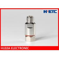 """Buy cheap 1/2"""" Feeder Cable Rf Connector Adapter , DC 3GHz N Straight Female Connector product"""