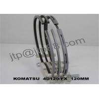 Buy cheap 6110-30-2301 Cast Iron Piston Rings For Small Engines , Long Life product
