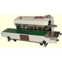 Quality Sealing and coding machine FRM980 to print the date number and expiry date in on for sale