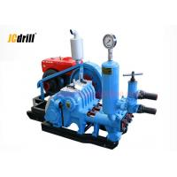 Buy cheap Single Acting Reciprocation Piston Mud Pump For Water Well Drilling 25bar Triplex product