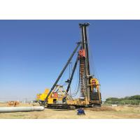 Buy cheap 13T Hydraulic Hammer Pile Driving For Precast Concrete Pile Foudation product
