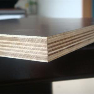 China China ACEALL Phenolic Hardwood Marine Film Faced Plywood Formwork for Concrete Construction on sale