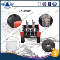 Quality New designed 3d stone engraving machine 4 Axis cnc router for sale