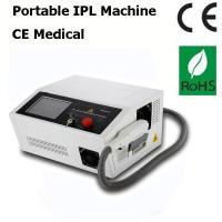 Buy cheap Portable ipl&hair removal machine with skin rejuvenation, acne care product