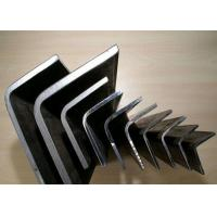Buy cheap Equal Angle Stainless Steel Bar 25 X 25 X 3mm - 100 X 100 X 12mm Optional product