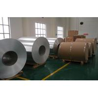 Buy cheap High Strength Low Alloy Hot Dipped Galvanized Steel Coils For HVAC product