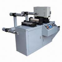Buy cheap Die cutting machine of security label, accurately and conveniently product