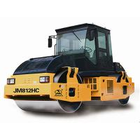 Buy cheap YZC12H Full Hydraulic Double Drum Vibratory Roller product