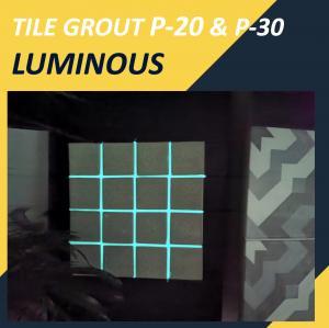 Buy cheap Luminous Gleamy In The Dark Anti Mildew Ceramic Tile Grout product