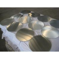Buy cheap AA1050 1060 3003 Thickness form 0.3mm to 2.0mm Aluminum Disc DC Anodized Metal Disc Mill Finished for Pots product