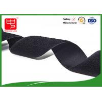 Heavy duty hook and loop fastener , Grade A male and female durable Velcro Tape
