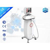 Buy cheap Skin Tightening / Wrinkle Removal HIFU Machine Smas High Focused Ultrasonic Machine from wholesalers