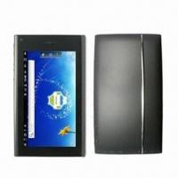 Buy cheap 7-inch Tablet PCs, Capacitive + 2 + 3G + Phone Call + Bluetooth + 1.3M Camera + 1,080P HD Video product
