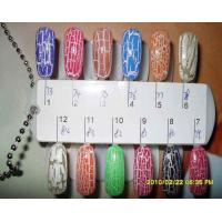 Buy cheap 12colors available 15ml Original lastest Brand New Crack Nail art polish Cracked product