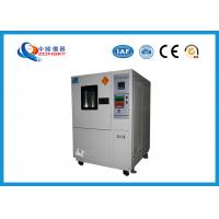 China Digital Display Temperature Humidity Test Chamber , Benchtop Environmental Chamber on sale