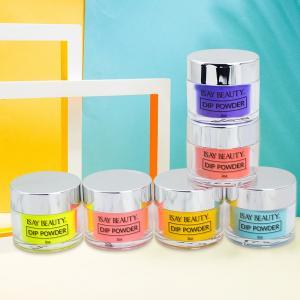 Buy cheap soak off nail art nude 1kg dip powder nail kit dipping liquid dipping nail product
