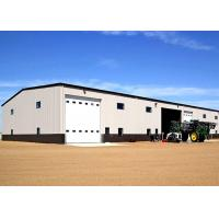 Buy cheap Long Lifespan Fireproof Steel Warehouse Construction With Auto Roller Shutter Door product