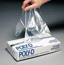 Buy cheap Устранимые перчатки PE product
