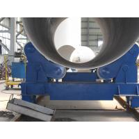 Buy cheap 20T Self Aligning Pipe Welding Rollers Hydraulic Bending Machine With Moving Wheels product