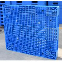 Buy cheap Stackable HDPE Plastic Pallets Heavy Duty Plastic Storage Pallets Color Customized product