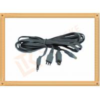 Buy cheap Y Type Safety 2.35+Power to 3 Pin Tens Unit Cables OEM / ODM product
