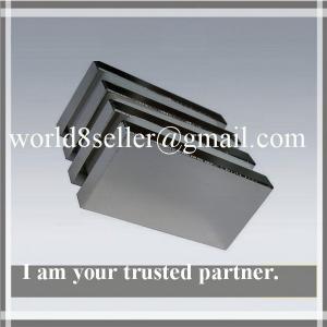 Buy cheap N42 grade block NdFeB magnet 24*16*6mm Nickel Coating product