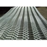 Buy cheap Galvanized gothic expanded metal mesh product