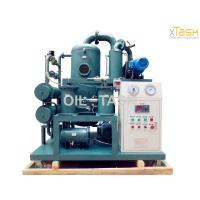 China High Vacuum Transformer Oil Filtration System Model ZYD-100(6000LPH) on sale